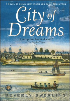 Bookjacket for  City of dreams