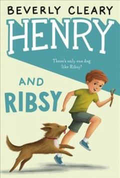 Bookjacket for  Henry and Ribsy