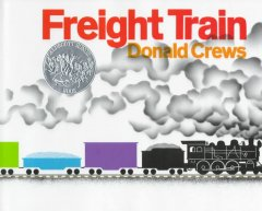 Bookjacket for  Freight Train