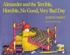 Bookjacket for  Alexander and the Terrible, Horrible, No Good, Very Bad Day