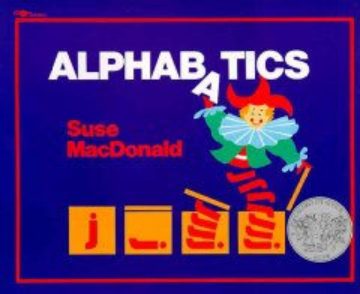 Bookjacket for  Alphabatics