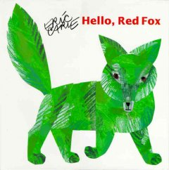 Bookjacket for  Hello, Red Fox