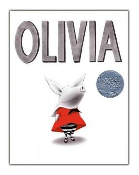 Bookjacket for  Olivia
