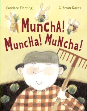 Bookjacket for  Muncha! Muncha! Muncha!