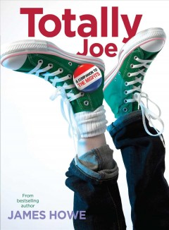 Bookjacket for  Totally Joe