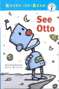 Bookjacket for  See Otto