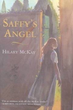 Bookjacket for  Saffy's Angel