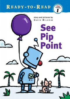 Bookjacket for  See Pip point