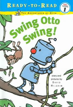 Bookjacket for  Swing Otto swing!