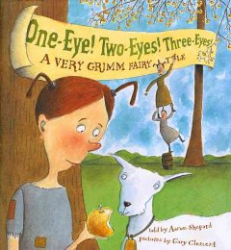 Bookjacket for  One-eye! two-eyes! three-eyes!