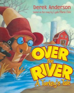 Bookjacket for  Over the river