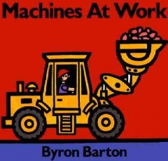 Bookjacket for  Machines at Work