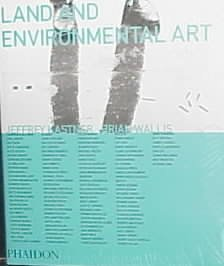 bookjacket for Land and environmental art