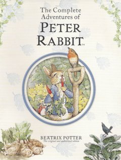Bookjacket for The Complete Adventures of Peter Rabbit