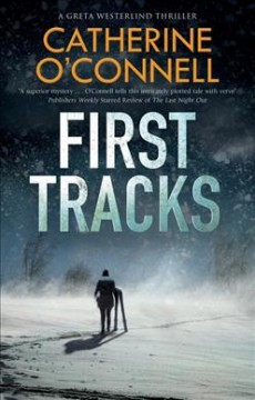 Bookjacket for  First tracks