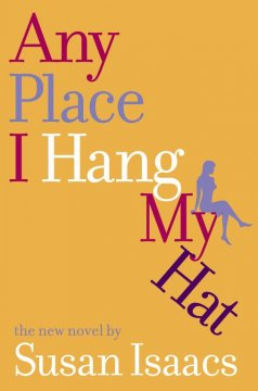 Bookjacket for  Any place I hang my hat