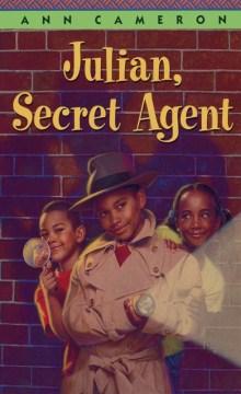 Bookjacket for  Julian, Secret Agent