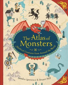 Bookjacket for The atlas of monsters