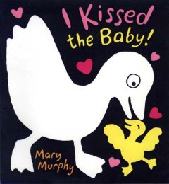Bookjacket for  I Kissed the Baby!