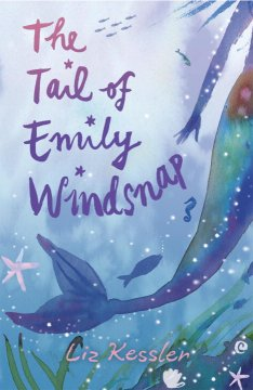 Bookjacket for The Tail of Emily Windsnap