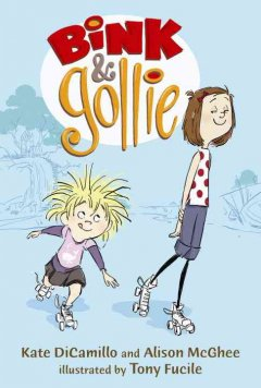 Bookjacket for  Bink and Gollie