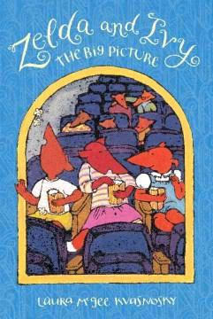 Bookjacket for  Zelda and Ivy
