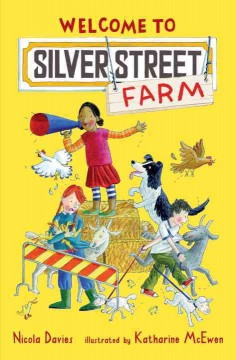 Bookjacket for  Welcome to Silver Street Farm