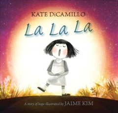 Bookjacket for  La la la