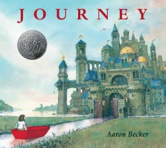 Bookjacket for  Journey