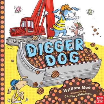Bookjacket for  Digger Dog