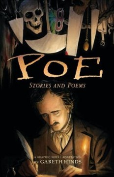 Bookjacket for  Poe