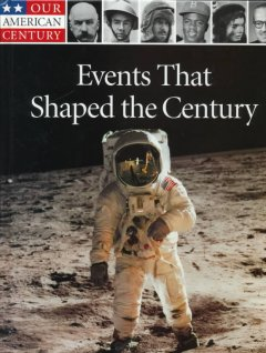 bookjacket for Events that shaped the century