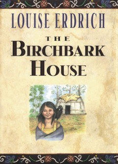 Bookjacket for The Birchbark house