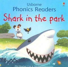 Bookjacket for  Shark in the park
