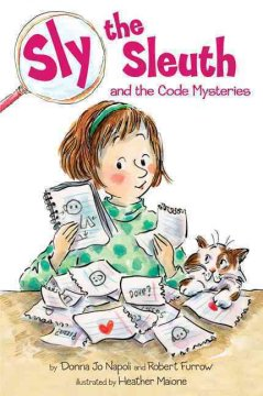 Bookjacket for  Sly the Sleuth and the Code Mysteries
