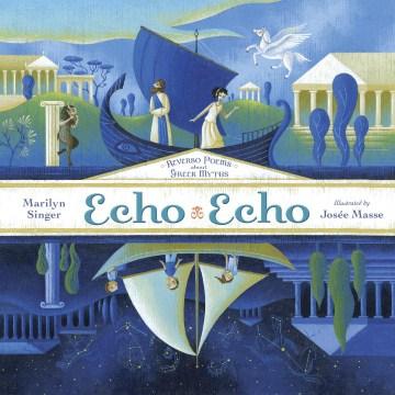 Bookjacket for  Echo echo