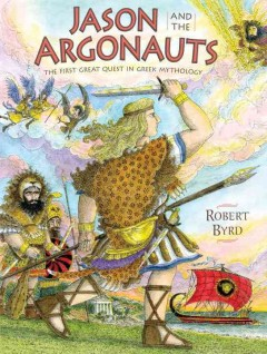 Bookjacket for  Jason and the Argonauts