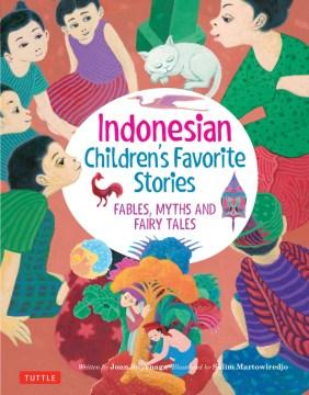 Bookjacket for  Indonesian Children's Favorite Stories