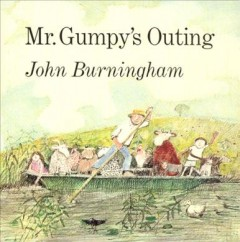 Bookjacket for  Mr. Gumpy's Outing