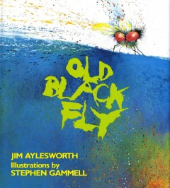 Bookjacket for  Old Black Fly