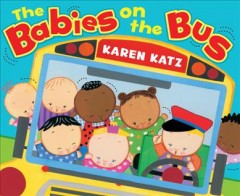 Bookjacket for  Babies on the Bus