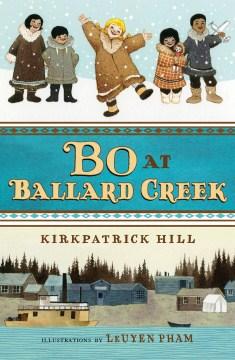 Bookjacket for  Bo at Ballard Creek