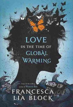 Bookjacket for  Love in the Time of Global Warming