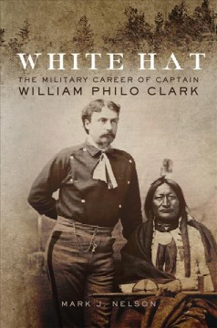 Bookjacket for  White hat