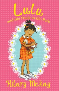 Bookjacket for  Lulu and the Duck in the Park