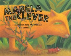 Bookjacket for  Mabela the Clever