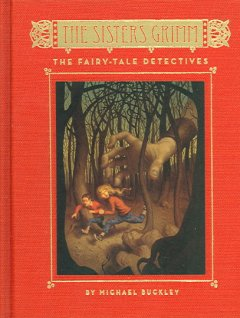 Bookjacket for The Fairy-tale Detectives