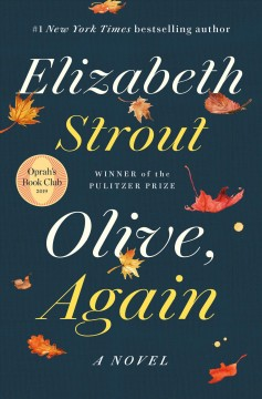 Bookjacket for  Olive, again