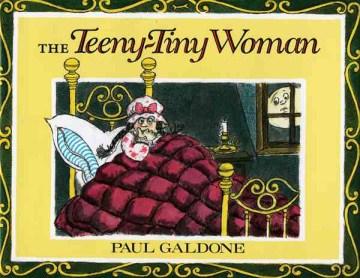 Bookjacket for The Teeny-tiny Woman