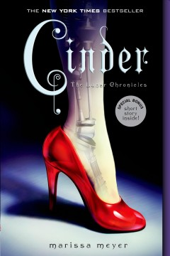 Bookjacket for  Cinder